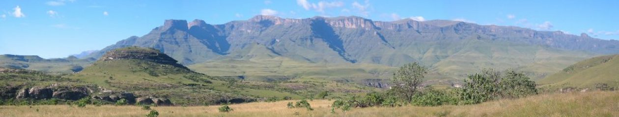 A Backpacker's Guide to the Natal Drakensberg
